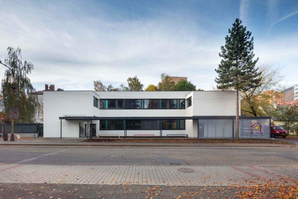 Kamil Mrva Architects: DDM Kopřivnice